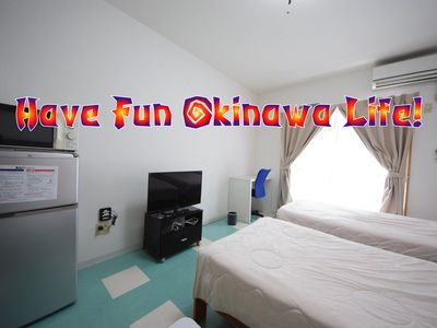 Photo for 1BR Apartment Vacation Rental in 那覇市, 沖縄県