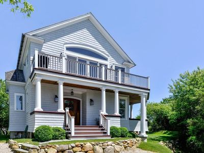 Photo for Montauk, Surfside, Walk to Town and Beach, Oceanview, Incredible Sunset Views