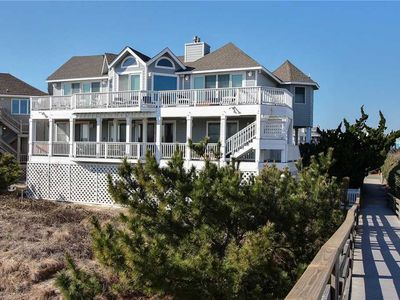 Photo for #204: Oceanfront in Corolla Light w/Hot Tub, Rec.Rm/Elevator and Community Pool