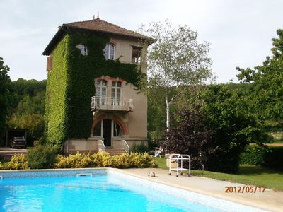 Photo for charming rectory in Figeac