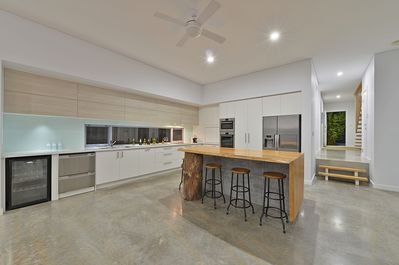 Sensational kitchen perfect for any gourmet chef