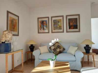 Photo for 1BR Apartment Vacation Rental in Moustiers-Sainte-Marie, Provence-Alpes-Côte d'Azur
