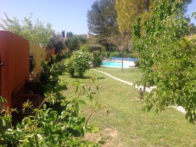 Photo for Charming Bastide with private garden and pool for maximum 6 persons