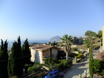 Photo for Panoramic apartment near San Vito