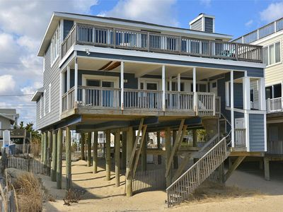 Photo for FREE DAILY ACTIVITIES!!! Oceanfront newer home, beautifully furnished and very well maintained.