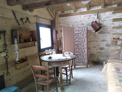 Photo for Live an experience in my Cabane Vigneronne