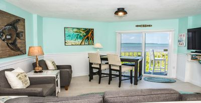 Photo for Oceanfront Key Largo Paradise ~ Private Beach~Pool~Tennis~Kayaks~Free Wifi