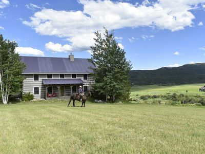 Photo for THIS is the property for you!  Authentic Ranch just outside of Steamboat