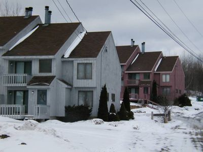Photo for Mount Snow 2 bedroom town home with full kitchen