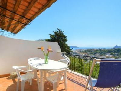Photo for Villa Angela-Ischia Porto- Apartment with 2 bathrooms and terrace overlooking the sea