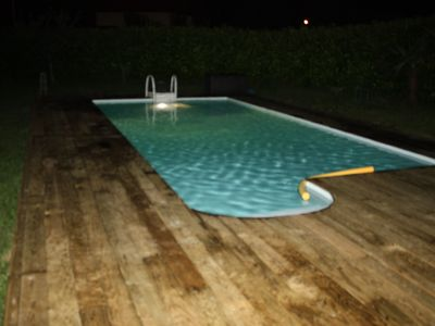 Photo for house with pool 10 km from the beach