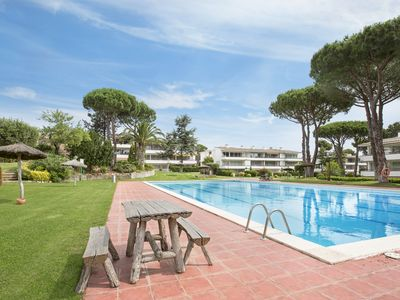 Photo for Apartment Calella Park 10-A (Calella de Palafrugell)