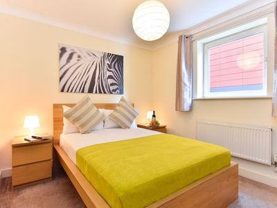 Photo for 1.2 km from the center of London with Internet, Lift, Washing machine (699617)