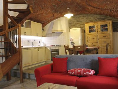 Photo for Comfortable accommodation for 4 people in the Gran Paradiso National Park