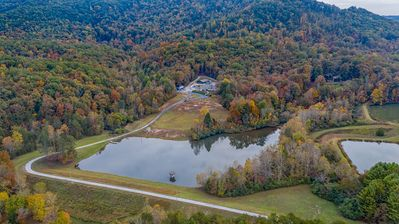 Our Slice of Heaven with a view in North Pickens near Table Rock State Park