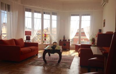 Photo for New!, Magnificent 110m2 apartment, Golden Square Nice