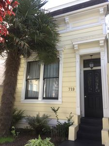 Photo for Noe Valley Charmer - ideal location on a quiet street in the heart of Noe Valley