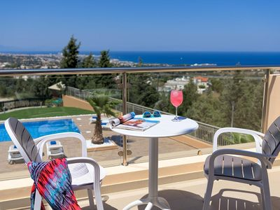 Photo for Holiday house Rodos for 1 - 8 persons with 4 bedrooms - Holiday house