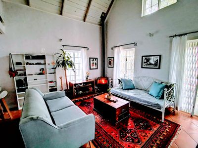 Photo for Experience integrated South Africa in a beautiful loft style short term home