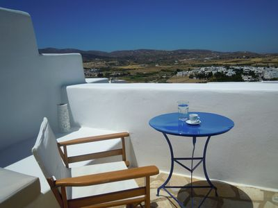 Photo for Wind Spell Cozy House in Marpissa Paros ,close to beaches (AMA00000146630)
