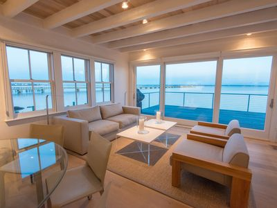 Photo for Spectacular West End Beachfront Home with Dramatic Water Views