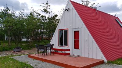 Photo for A-Frame Hiker's Retreat