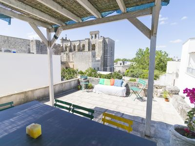 Photo for At the center of an ancient village of Salento and very close to the beaches