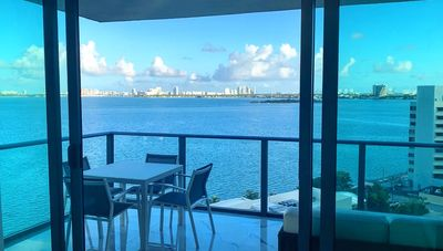 Photo for New LUXURY High Rise - Direct Ocean Views. Corner Unit - Large Terrace