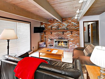 Living Room - Welcome to your home in Aspen! Professionally managed by TurnKey Vacation Rentals.