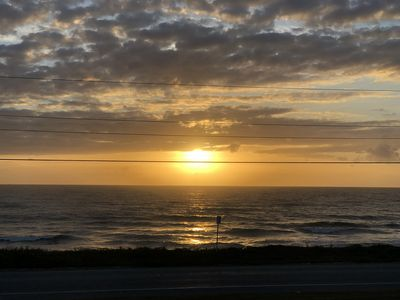 Photo for Beautiful Oceanfront 2 Bed 1.5 Bath Townhome with garage & pool