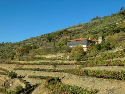 Photo for Casa de Lamelas, one of the most beautiful views of the Douro