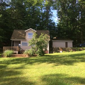 Photo for Great Family Friendly Cottage On All Sports Lake
