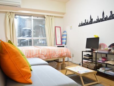 Photo for 1BR Apartment Vacation Rental in 新宿区, 東京都