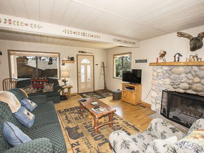 Photo for Catalpa Vista: 4 BR / 2 BA house/cabin in Tahoe Vista, Sleeps 8