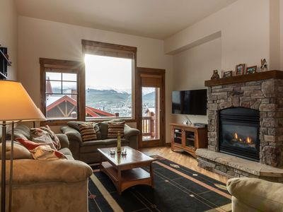 Photo for PET FRIENDLY (rare!) | Private Hot Tub | Mtn & Downtown Views & Style
