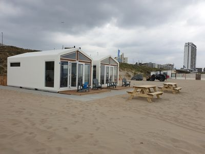 Photo for Beach Bungalow Soyo Zandvoort