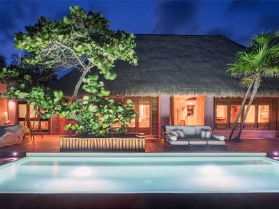 Photo for Casa Cantarena - Oceanside, Eco-Luxury, Fully Staffed Villa with Endless Views & Pool