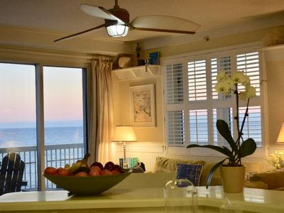 Photo for Beach Front, 65-5 Star Revs, Corner unit w/wrap-around balc, 5TH FL & Very Clean