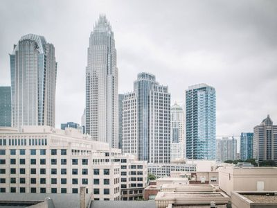 Photo for ASTOUNDING CITY VIEWS FROM UPTOWN HIGH-RISE STUDIO