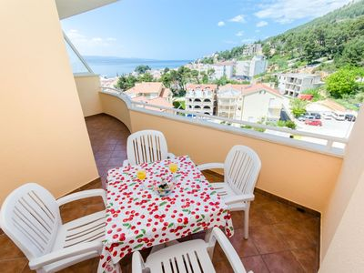 Photo for Apartments Maria (49671-A1) - Baska Voda