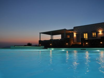 Photo for 2 luxury villas complex with private pool, gym,spa & unrivalled view
