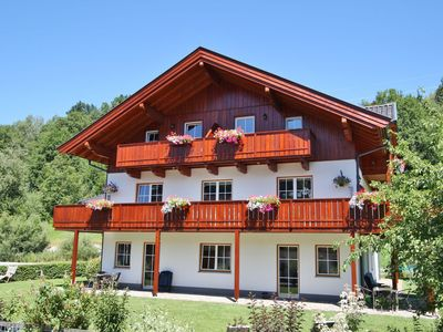 Photo for This well equipped apartment is on the edge of the pleasant town of Maria Alm