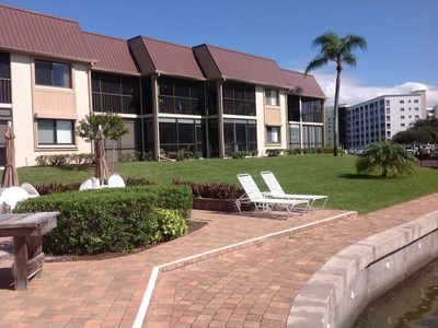 Walk to Beach w/ Canal View - Perfect for Two !