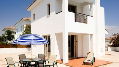 Photo for Quiet Family Villa with Private Pool, A/C & WiFi