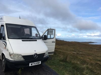 Photo for Journey through Scotland in a Campervan