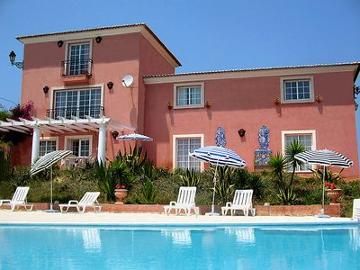 Photo for 3 bedroom Apartment, sleeps 6 in Barril with Pool and WiFi