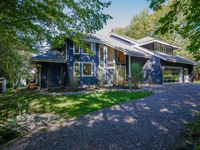 Photo for Western Exposure, Level Lot on Lake Rosseau
