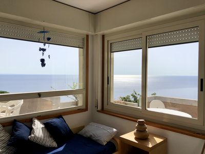 Photo for Apartment with super sea view