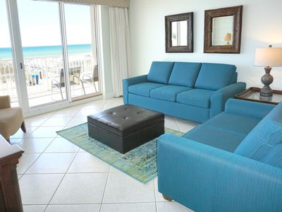 Photo for 2 MASTER SUITES/ 2 KINGS * 2nd Floor *  3 BR/3 BA *