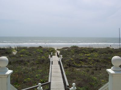 Photo for BEACHFRONT CHARLESTON July 20-27 OPEN! 6BR/4.75 BA w GLORIOUS VIEWS & LOCATIO
